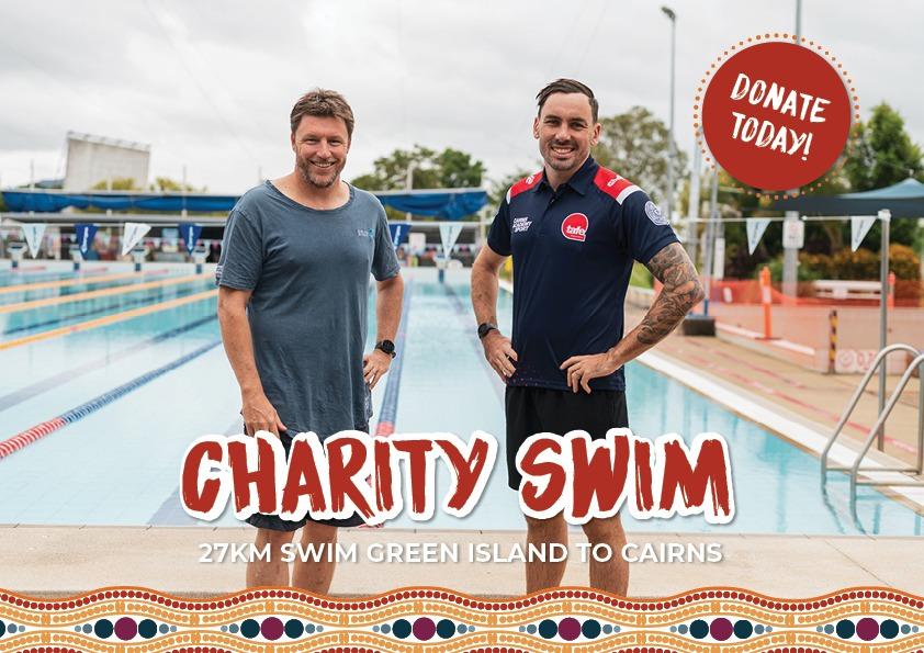 AFL - Charity swim